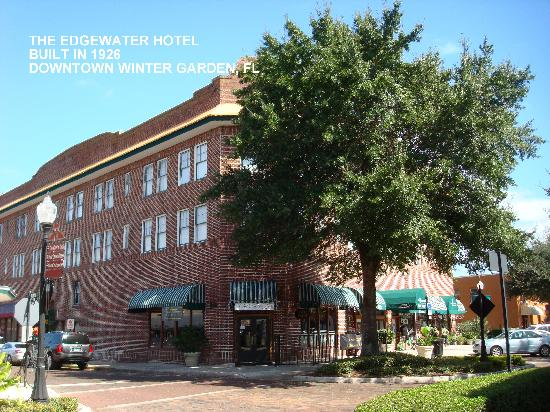 Along The Awesome Bike Trail Picture Of Edgewater Hotel Winter Garden Tripadvisor