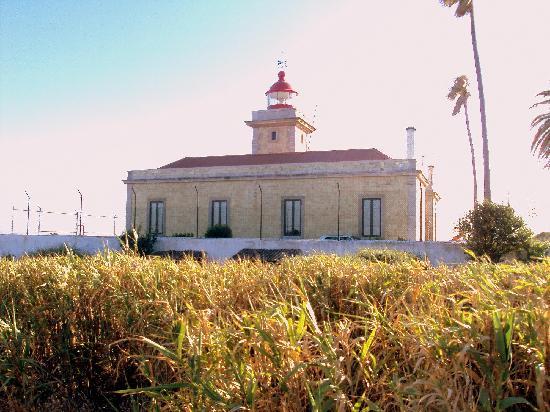 Faro de Ponta da Piedade.