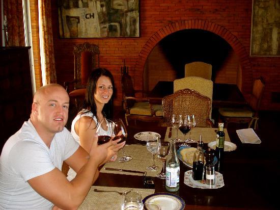 Punta del Este, Uruguay: Private Wine Tour with Mike & Krysta from Canada