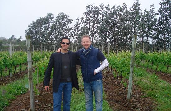 Punta del Este, Uruguay: Ed & Ryan