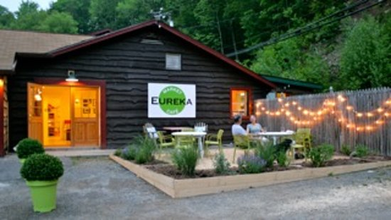 Grahamsville, NY: Eureka Market & Café serves up homemade fare in a welcoming setting.
