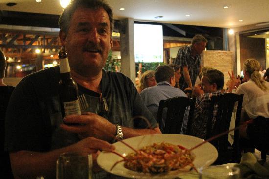 Sala Bua & Lo Spuntino Restaurant: Lobster