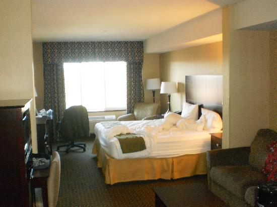 Holiday Inn Express & Suites Seattle North - Lynnwood: room