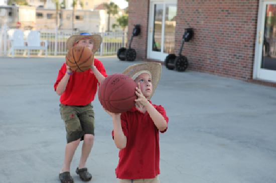 Camp Gulf: Basketball for all ages