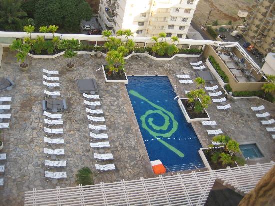 Foto De Hilton Waikiki Beach Honolulu Pool Area Tripadvisor