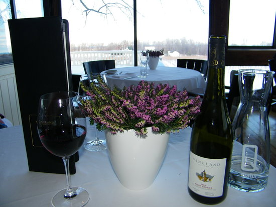 Vineland Estates Winery Restaurant: The Table