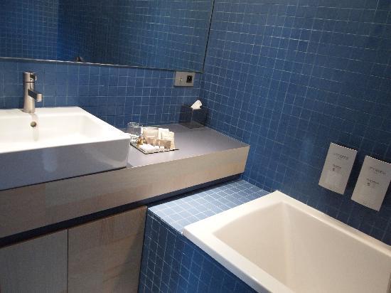 Le Citizen Hotel: Bathroom