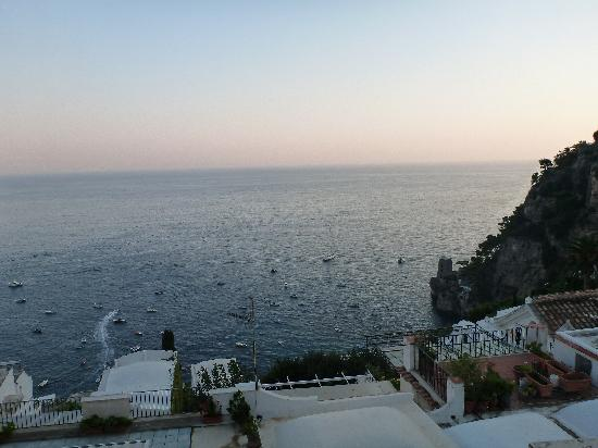 Pensione Casa Guadagno: The view from our terrace