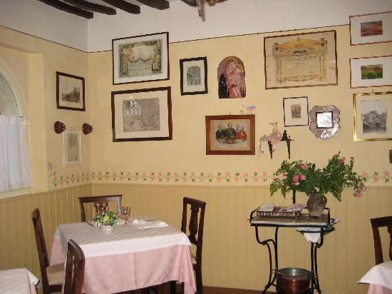 La Romita: Restaurant