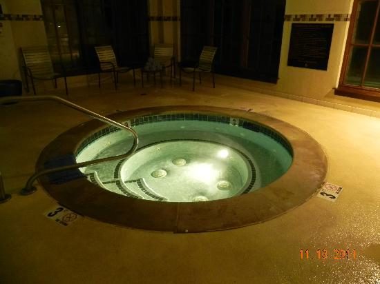 Renaissance Birmingham Ross Bridge Golf Resort & Spa: Inside whirlpool