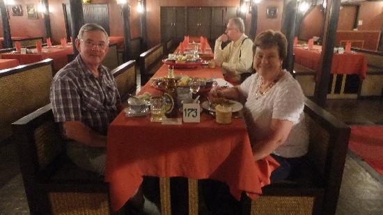 Vanilla Place Guest House: Khantoke dinner