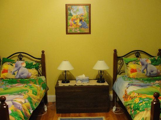 Willowbrook Cottage: Kids' bedroom at Willowbrook
