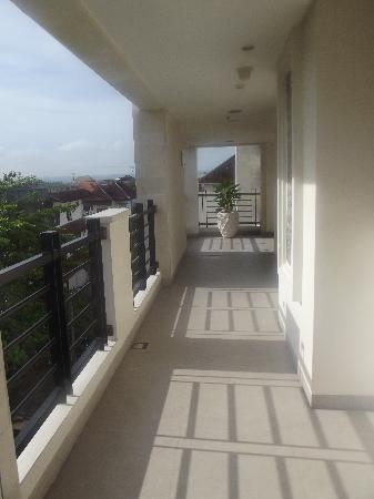 Aston Kuta Hotel & Residence: from level 5