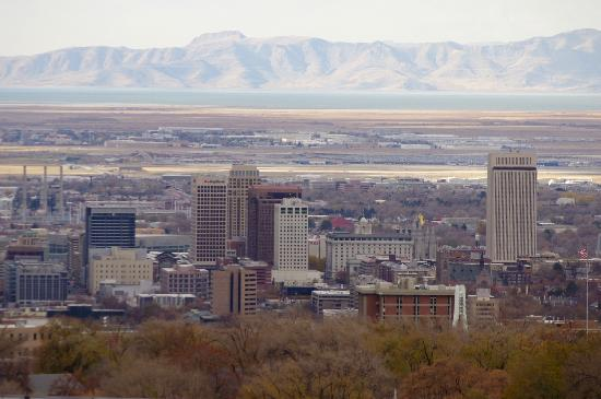 Natural History Museum of Utah: From the top