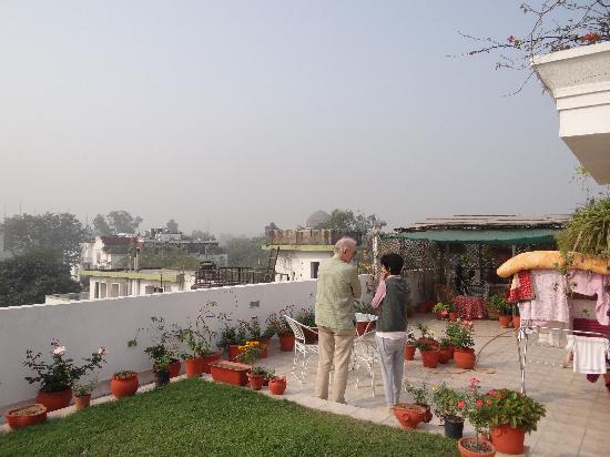 Amaaya: The roofgarden