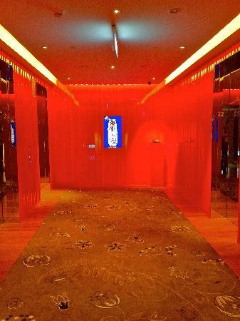 W Taipei: Zimmer in der 22. Etage