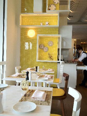 W Taipei: The Kitchen Table