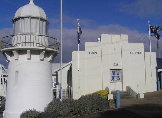 Killer Whale Museum: Eden Whale Museum