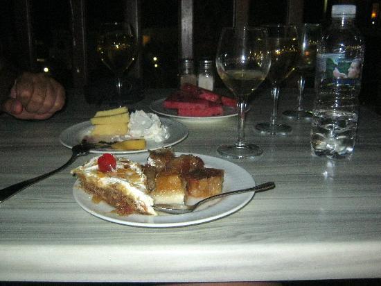 โรงแรมลินดอส อิมพีเรียล: sweets