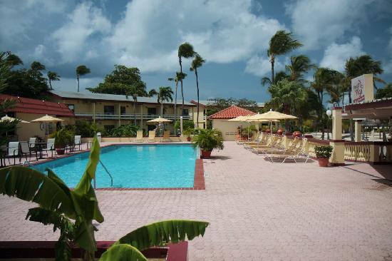 Manchebo Beach Resort & Spa: Pool