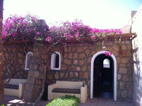 Seti Abu Simbel Lake Resort: our room