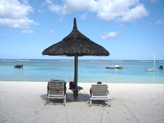 Residence C'est Ici: plage