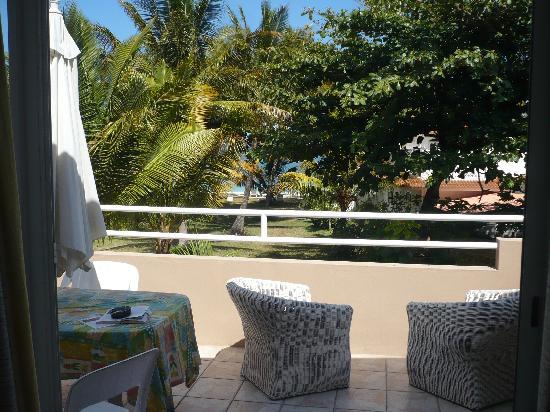 Residence C'est Ici: balcon