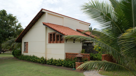 Pandanus Resort: bungalow