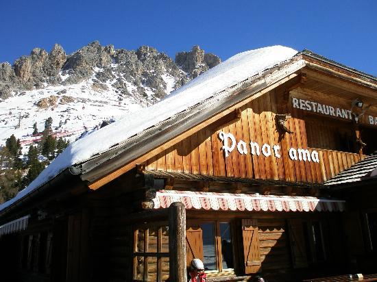 Baita Panorama Hütte: rifugio panorama
