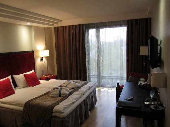 Radisson Blu Elizabete Hotel: Room overview