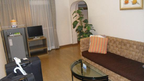 Hakone Senkei Plaza Inn: Double room