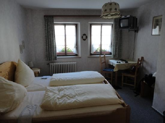 Gasthof Butz: Our room