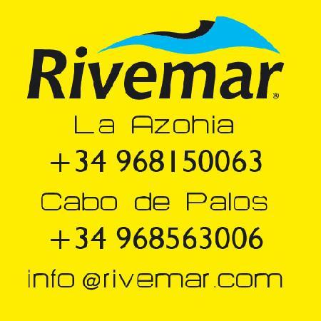 Rivemar Azohía Escuela de Buceo: Rivemar Dive Resort, S.L.