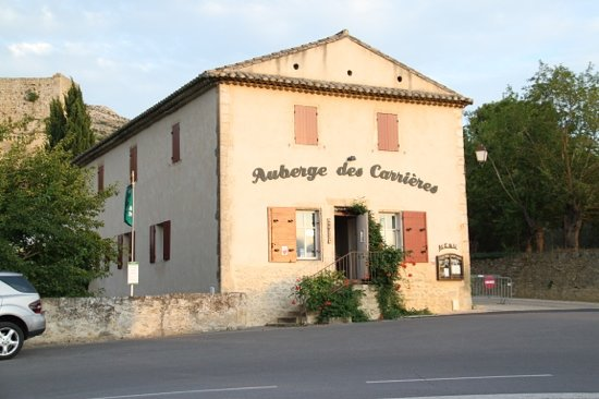 Auberge des Carrieres: Visit August 2011