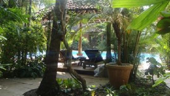 Pousada Tauma: Relaxen am Pool