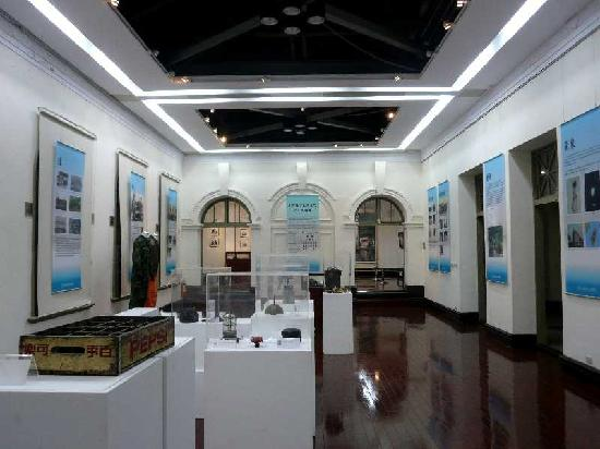 Taichung City Office Building: 台中市役所展示室