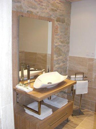 Domaine de la Capelle: Salle de bains de la Chaurienne