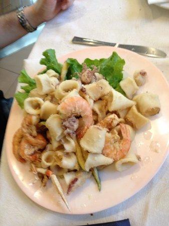 Lissone, Itália: fritto misto