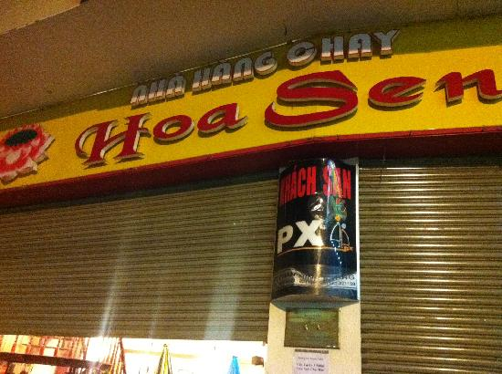 Hoa Sen: This is the restaurant you're looking for