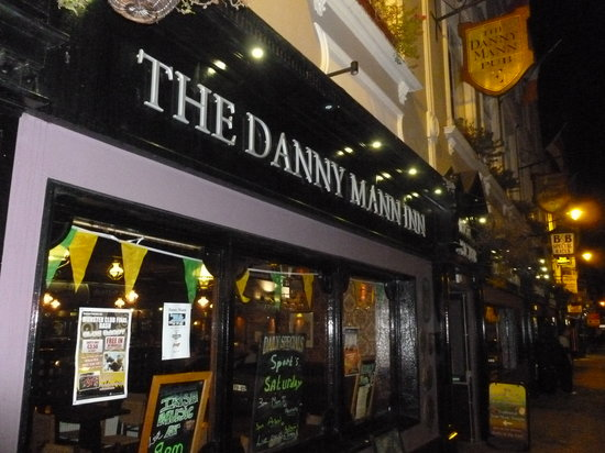 The Danny Mann : outiside photo