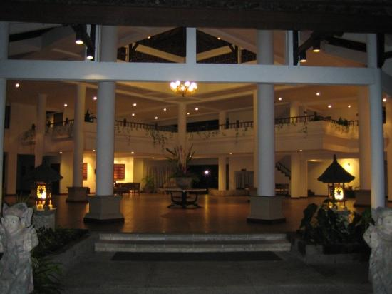 Hotel Santika Premiere Beach Resort Bali: Santika june 2005