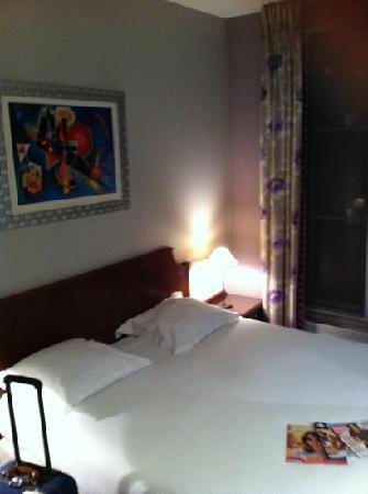 Metropolitan Hotel Sofia: chambre double