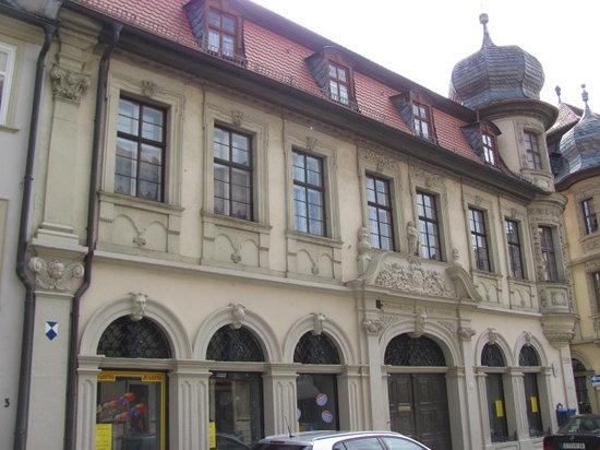 Marktplatz: Haus zur Groe