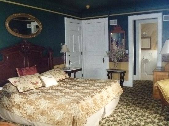 Union Gables Inn: Annie Room