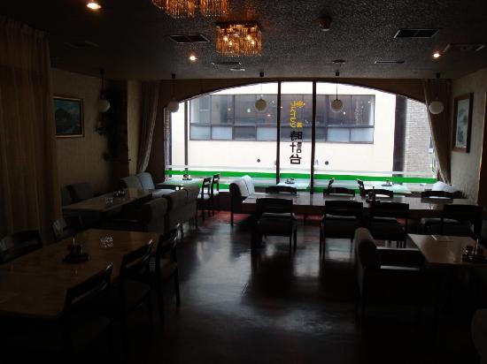 Hotel Tokeidai : Dining area at lobby