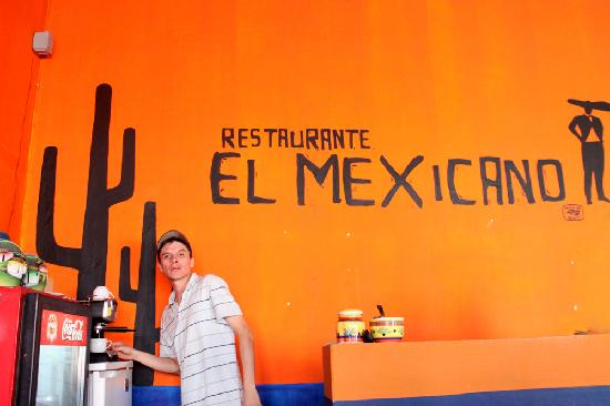 El Mexicano: Owner and Chef