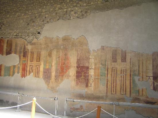 Scavi di Oplontis : Atrium