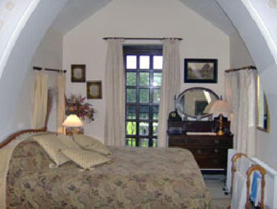 Roscroggan Chapel Guest House: Charming bedroom