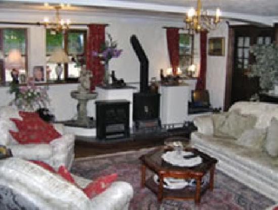 Roscroggan Chapel Guest House: The lounge