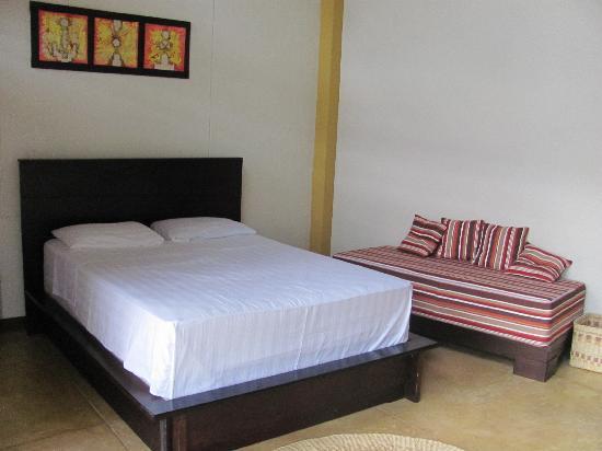 Hotel Amazon Bed & Breakfast : Cama